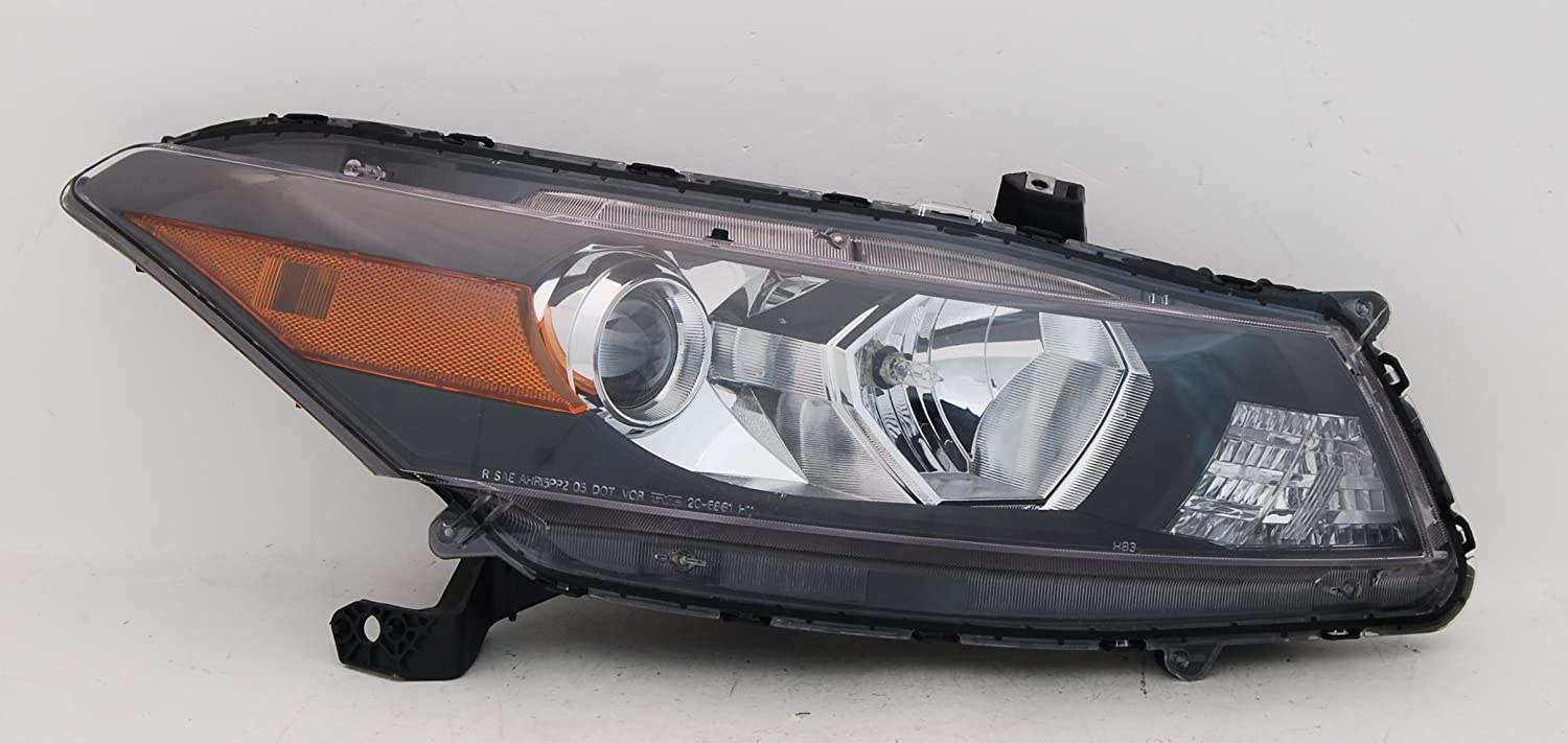 TYC 20-6881-00-9 Honda Accord Right Replacement Head Lamp