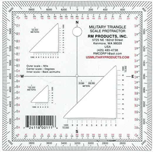 Workbook coordinate plane worksheets that make pictures : RM PRODUCTS Military Triangle Protractor - - Amazon.com