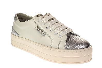 quality design f6cee b10b7 Replay RZ860003L - Damen Schuhe Sneaker - 081, Größe:40 EU ...