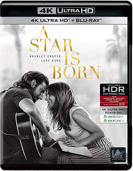 Amazon in: Buy A Star is Born (2018) (4K UHD & HD) DVD, Blu-ray