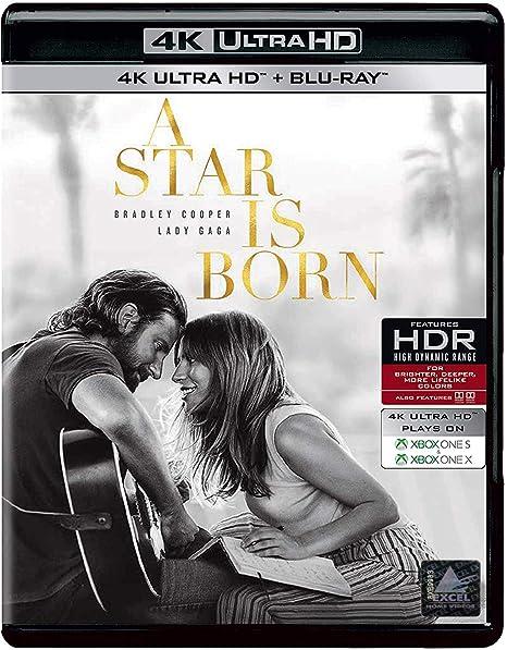 Amazon in: Buy A Star is Born (2018) (4K UHD & HD) DVD, Blu