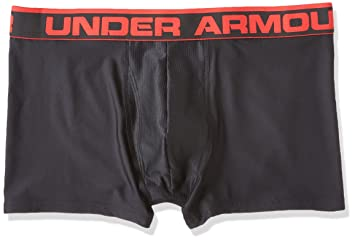 Under Armour The Original 3 Boxerjock Boxers, Hombre, Negro, ...