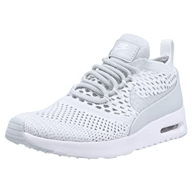 099afcd35811 Nike Women s Air Max Thea Ultra Flyknit Trainers Black  Amazon.co.uk  Shoes    Bags