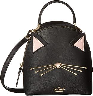 Amazon.com  Kate Spade Black Cat Jazz Things Up Winni CrossBody ... 7b756e07fca2c