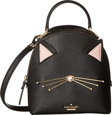 49857a490475 Amazon.com  Kate Spade New York Women s Cat s Meow Cat Binx Black One Size   Shoes