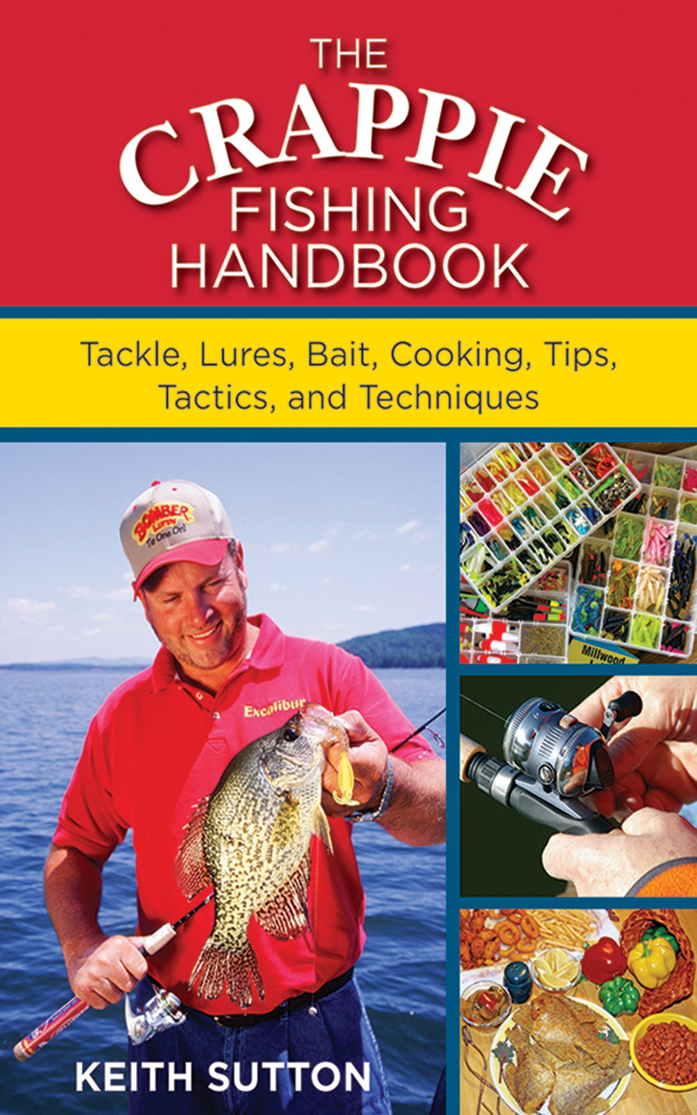 Crappie Fishing Handbook Tackles Techniques