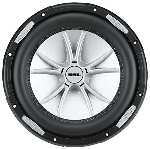 Amazon Com Sound Storm Slr10dvc 10 Inch 2000 Watt Dual 4 Ohm