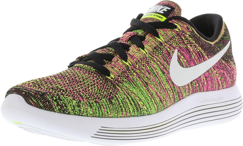 feba07629c4c Galleon - Nike Men s Lunarepic Low Flyknit Oc Multi-Color Ankle-High  Running Shoe - 9M