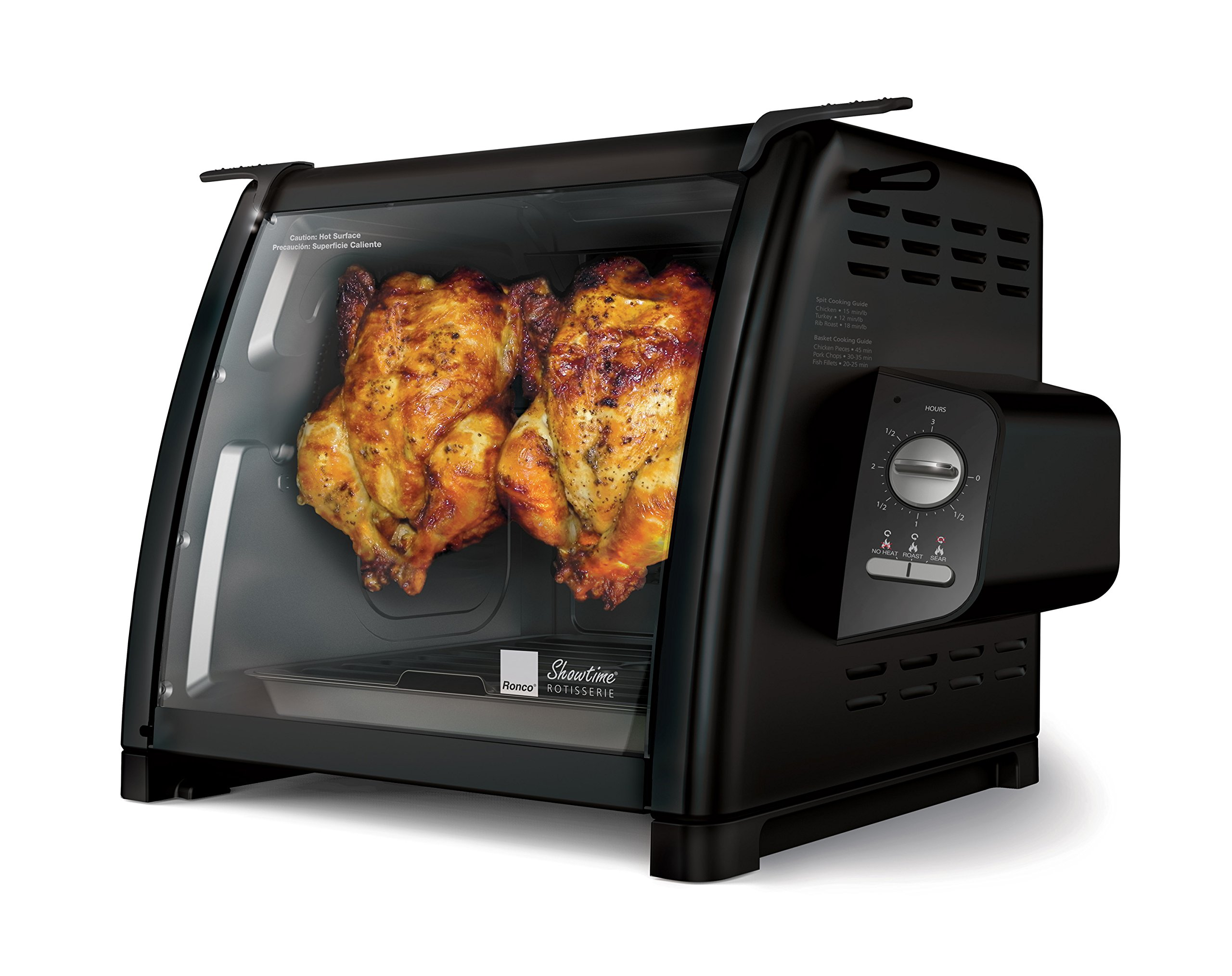 Ronco 5500 Series Rotisserie Oven, Black by Ronco (Image #1)