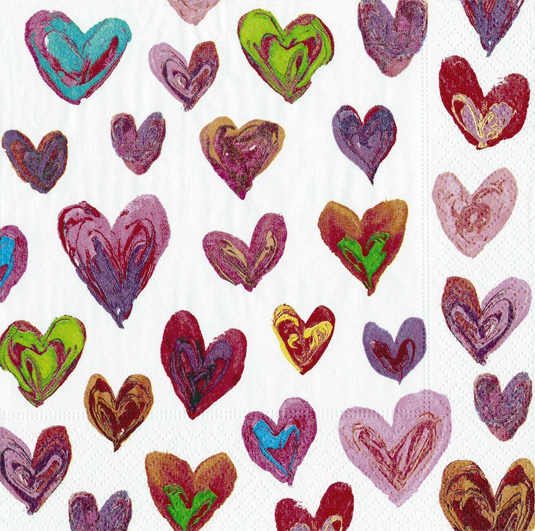 servilleta enamorados