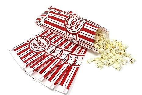 Amazon.com: Bolsas de palomitas de maíz, 1 oz y 2 oz ...