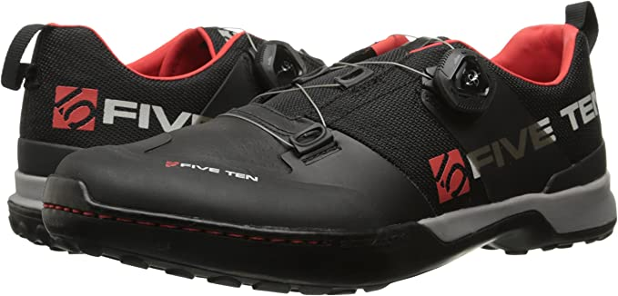 Five Ten Kestrel Team - Zapatillas de MTB, color negro, color ...