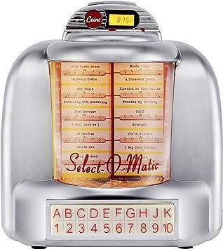 Silva Schneider Jukebox 55 - Radio de Mesa (FM, AUX, Bluetooth ...