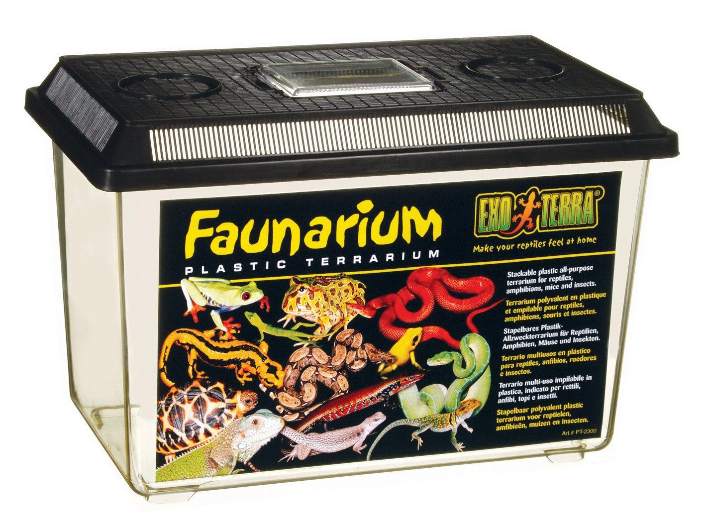 Exo Terra PT2260 Standard Faunarium, Medium Exoterra PT2260A1