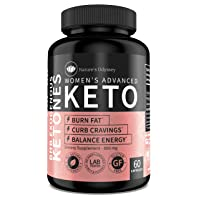 [Nature's Odyssey] Premium Keto Pills for Women - Keto Supplement to Support Energy...