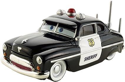 Amazon Com Disney Pixar Cars Sheriff Signature Premium Precision