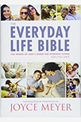 The Everyday Life Bible: The Power of God's Word for Everyday Living Hardcover