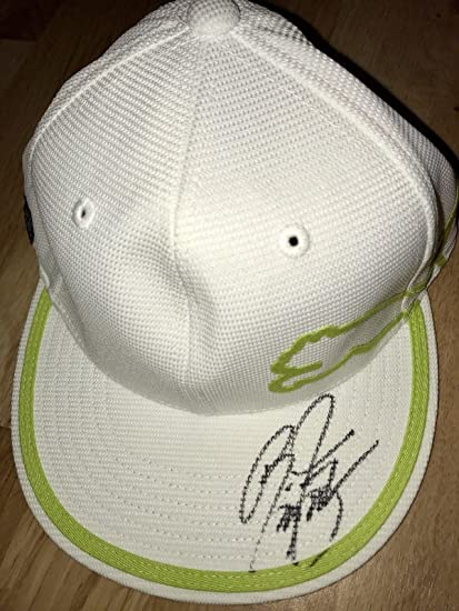 buy online d3f95 0bffb RICKIE FOWLER SIGNED Autograph PUMA HAT - JSA Certified - Autographed Golf  Hats and Visors at Amazon s Sports Collectibles Store