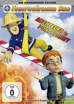 Amazoncom Feuerwehrmann Sam Abenteuer In Pontypandy Movies Tv