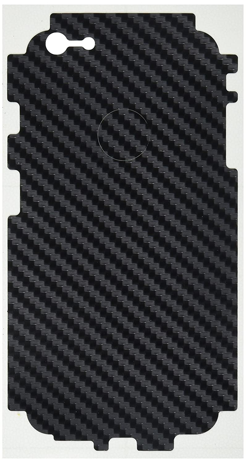 the best attitude bcfdd ed022 BodyGuardz - Carbon Fiber Armor, Protective Skin for iPhone 6 Plus and 6S  Plus (Black)