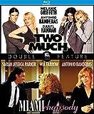 Two Much / Miami Rhapsody - Antonio Banderas Double Feature {Blu-ray]