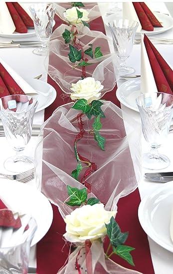 Fibula Style Komplettset Flair Bordeaux Grosse S