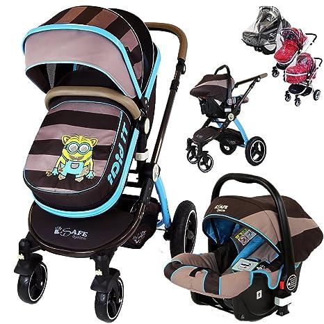 i-Safe sistema – I Did It Trio sistema de viaje Cochecito de bebé y
