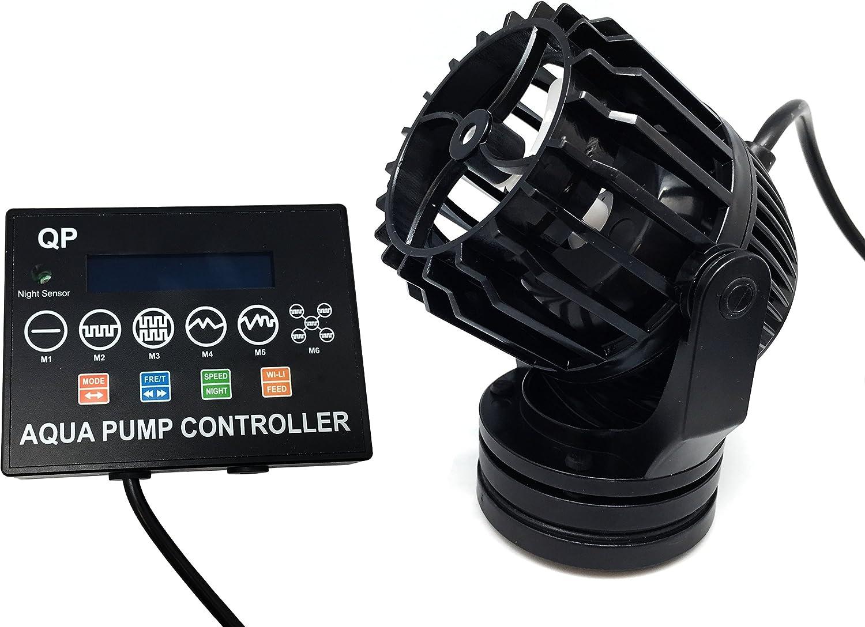 H2Pro Wavemaker 1320Gph Aquarium Water Pumps with Controller