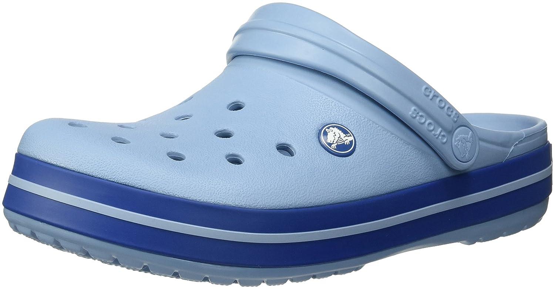 Crocs Unisex Crocband Clog B078FBC6Y5 12 US Men / 14 US Women|Chambray Blue/Blue Jean