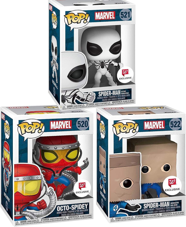 Spider-Man Big Time Suit Funko Pop Vinyl Figure Marvel Future Foundation