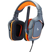 Headset Gamer Logitech G231 Prodigy - Compatível com Playstion 4, Xbox One, Nintendo Switch, PC e Mobile