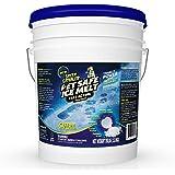 Green Gobbler Pet Safe Ice Melt Fast Acting Treatment | Magnesium Chloride Ice Melt Pellets | Pet & Plant Safe Ice…