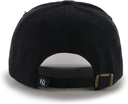 47 MLB New York Yankees - Gorras de béisbol, Unisex, Color Negro ...