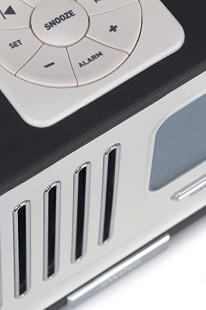 KitSound Swing-Radio portátil AM/FM, alarma (importado): Amazon.es: Electrónica