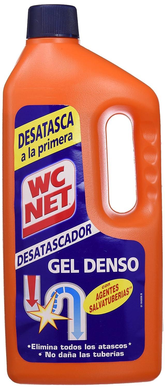WC Net Energy Desatascador Gel Denso 1 l
