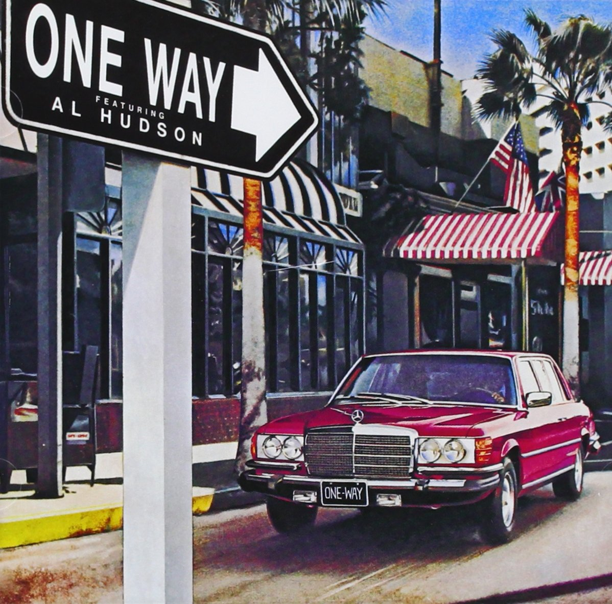One Way Featuring Al Hudson 1980