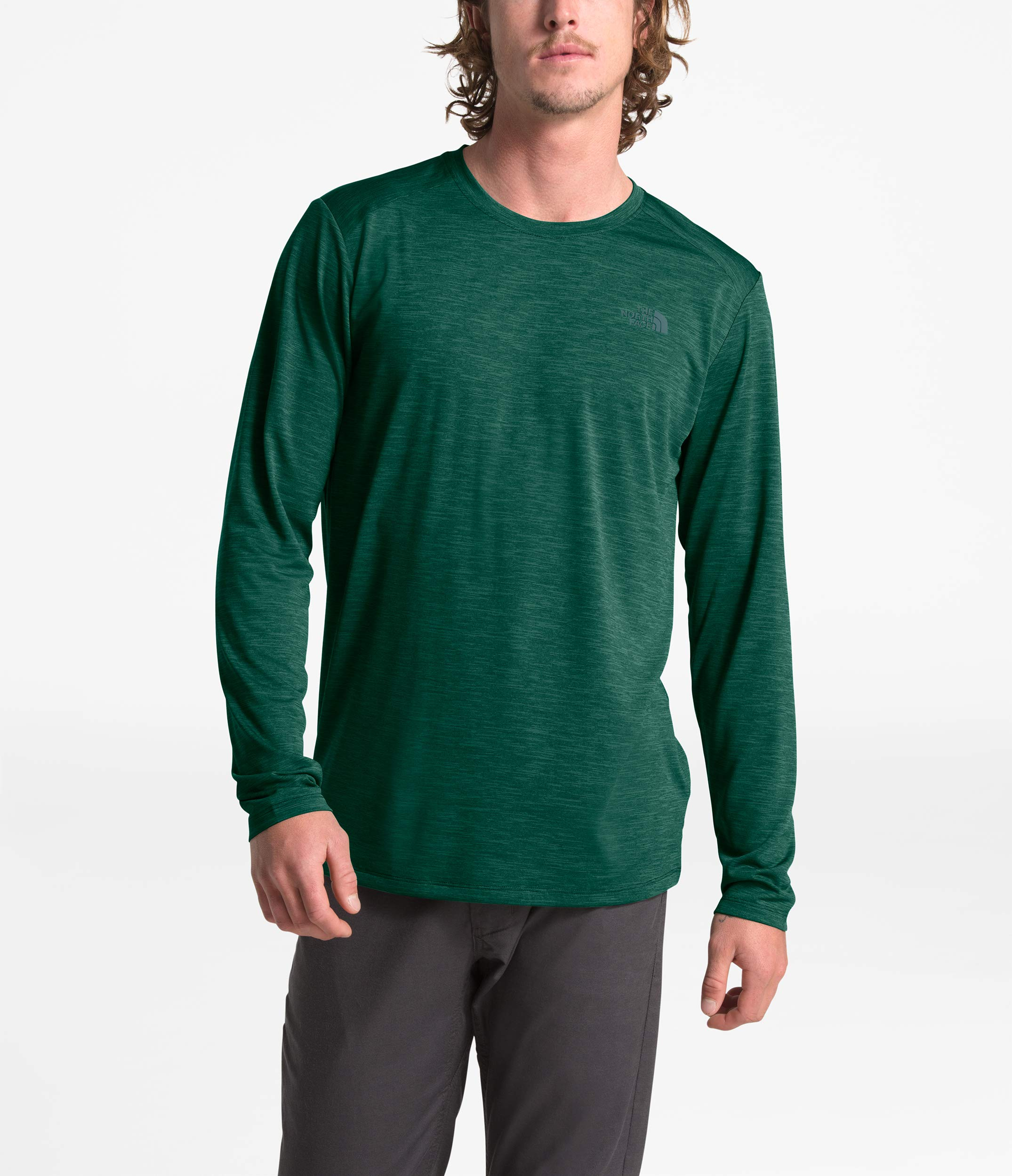 The North Face Men's Hyperlayer FD Long-Sleeve Crew by The North Face