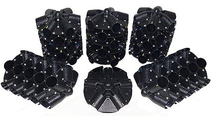 Amazon com : DIY Geodesic Dome Hub Connector Kit for PVC