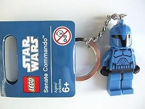 LEGO Star Wars Senate Commando Captain Key Chain 853040