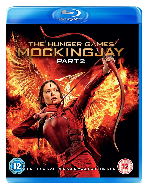 The Hunger Games Mockingjay Part 2 Blu Ray 2018 Dvd Blu Ray