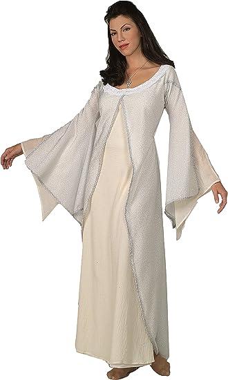 Señor de los Anillos - Arwen Damas de Disfraces Vestido de ...