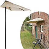 pergola pavillon windschutz leco sonnenschutz garten terrasse 3 x 4 m natur k che. Black Bedroom Furniture Sets. Home Design Ideas