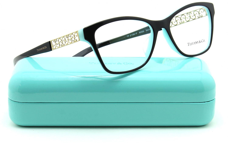 15960cd3626e Tiffany   Co. TF 2130-F Women Eyeglasses RX - able Frame Asian Fit 8055