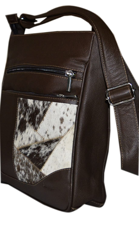 Earthyk Leather Handbag Big Mud Handcrafted Leather Cross Body Bag