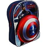 Marvel Captain America Civil War TL 3D Sac à dos Sac pour l'ecole maternelle