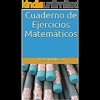 Cuaderno de Ejercicios Matemáticos