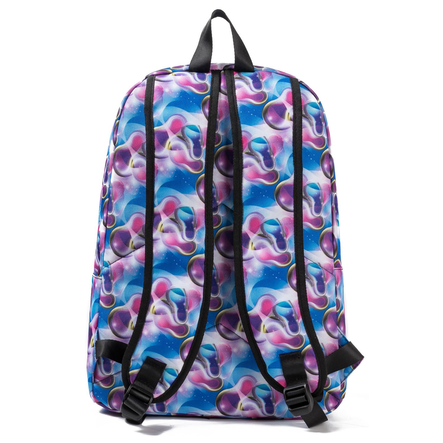 Amazon.com: Colorful Printing Backpack For Women School Bags For Teenagers Women Backpack Canvas Rucksack Mochila Escolar Feminina: Clothing