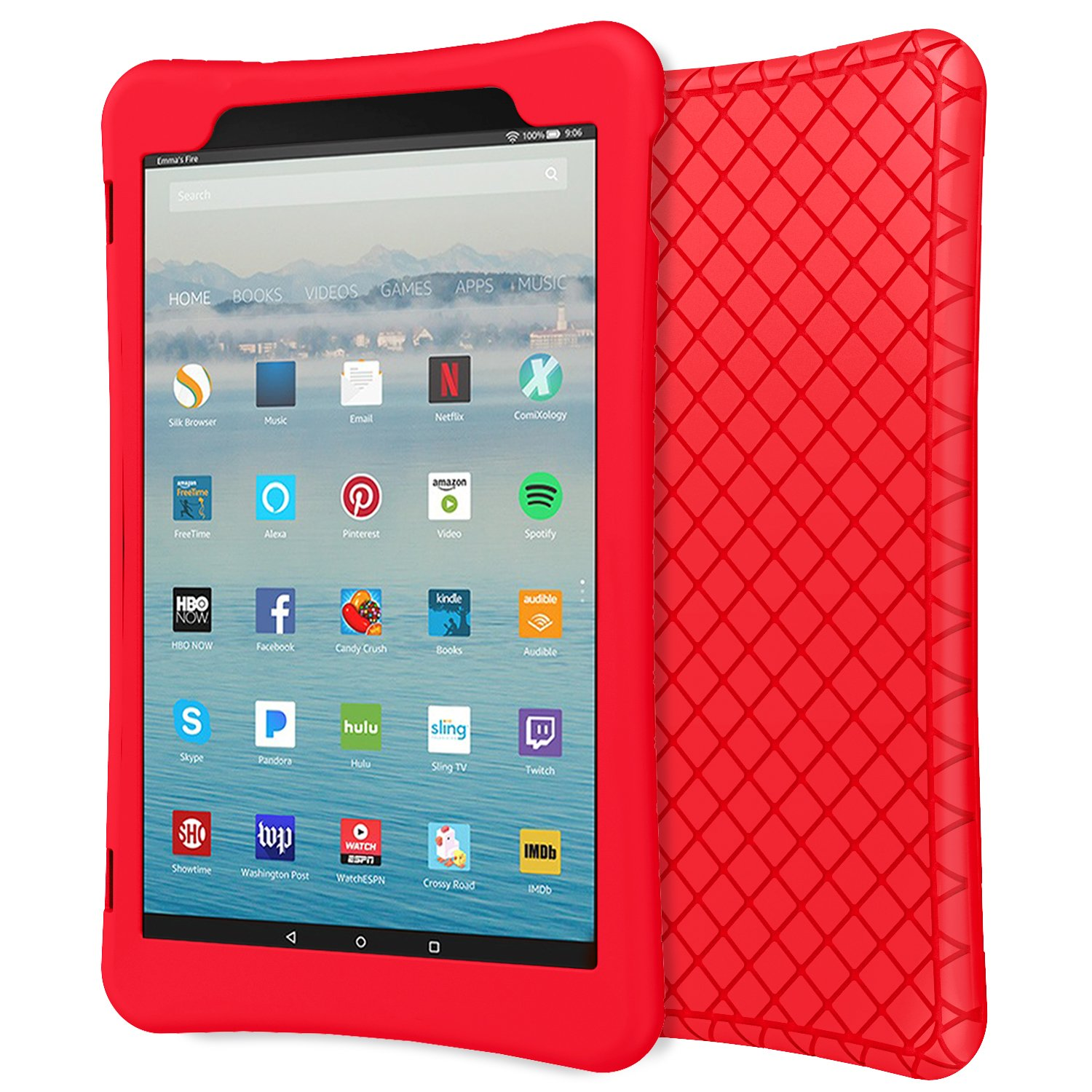 MoKo Case for All-New Amazon F