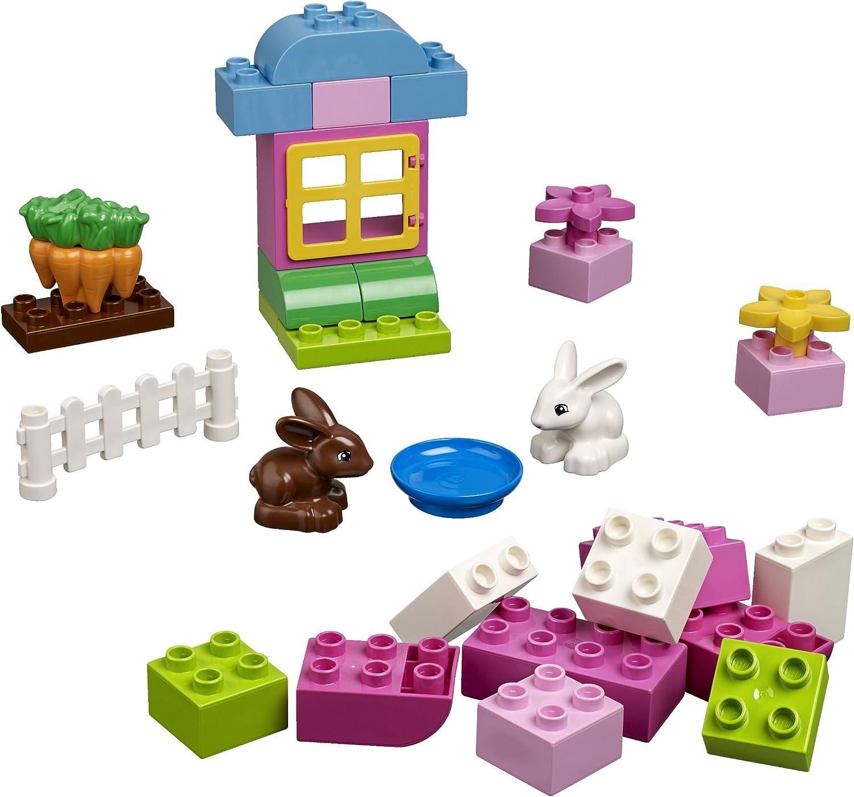 LEGO Duplo Steine & Co. 4623 Mädchen Steinebox: