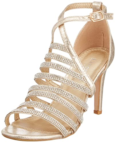 Kaporal Femme Tatiana Bout Ouvert Escarpins Chaussures Oa6qOfx